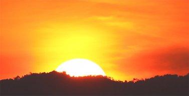 Rising Sun !!