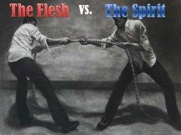 SpiritAgainstFlesh