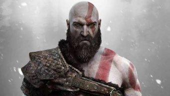 Kratos@The Man Made a God