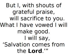 Jonas 2:10