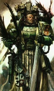 Chapter Master Azrael