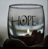 Confident hopeful